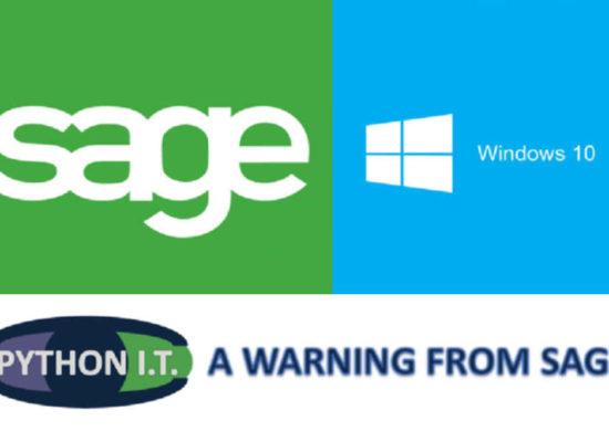 Sage Warning